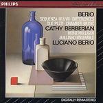 Berio: Sequenzas; Chamber Music [European Import] -
