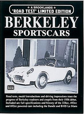 Berkeley Sportscars Road Test Limited Edition - Clarke, R M