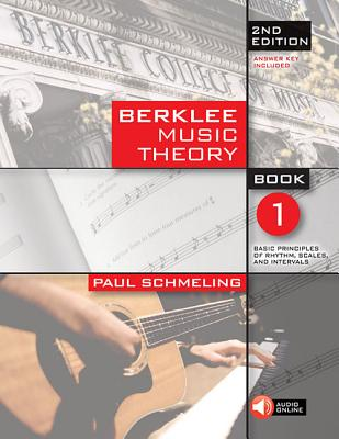 Berklee Music Theory Book 1 - Schmeling, Paul