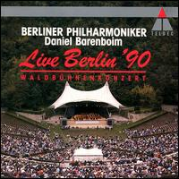Berlin Philharmoniker Waldbühnen-Konzert (1990) - Berlin Philharmonic Orchestra; Daniel Barenboim (conductor)