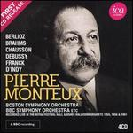 Berlioz, Brahms, Chausson, Debussy, Franck, d'Indy