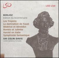 Berlioz: Edition du bicentenaire - Alan Ewing (bass); Andrew Greenan (bass); Ben Heppner (tenor); Bülent Bezdüz (tenor); Daniela Barcellona (mezzo-soprano);...