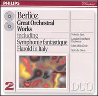 Berlioz: Great Orchestral Works - Denis Wick (trombone); Nobuko Imai (viola); John Alldis Choir (choir, chorus); London Symphony Orchestra; Colin Davis (conductor)