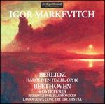 Berlioz: Harold en Italie, Op. 16; Beethoven: 4 Overtures