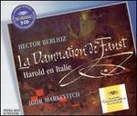 Berlioz: La Damnation de Faust; Harold en Italie - Consuelo Rubio (vocals); Heinz Kirchner (alto viola); Michel Roux (vocals); ORTF Children's Chorus; Pierre Mollet (vocals);...