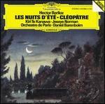 Berlioz: Nuits d'été; Cléopâtre