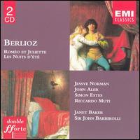 Berlioz: Roméo et Juliette; Les Nuits d'été - Janet Baker (soprano); Jessye Norman (soprano); John Aler (tenor); Simon Estes (bass); Westminster Choir (choir, chorus)