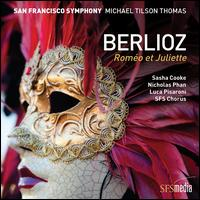 Berlioz: Roméo et Juliette - Luca Pisaroni (bass baritone); Nicholas Phan (tenor); Sasha Cooke (mezzo-soprano);...