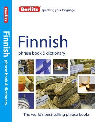 Berlitz Phrase Book & Dictionary Finnish - APA Publications Limited