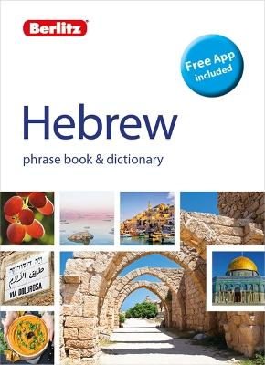 Berlitz Phrase Book & Dictionary Hebrew(Bilingual dictionary) - APA Publications Limited