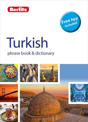Berlitz Phrase Book & Dictionary Turkish(Bilingual dictionary) - APA Publications Limited