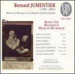 Bernard Jumentier: Magnificat; Mass