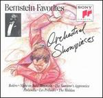 Bernstein Favorites: Orchestral Showpieces