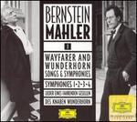 Bernstein/Mahler I: Wayfarer and Wunderhorn Songs & Symphonies