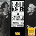 Bernstein/Mahler III: Symphonies of Love and Death