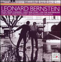 Bernstein: Music from Candide, West Side Story & On the Waterfront - Camelia Sima (piano); David Montgomery (piano); Dennis Heath (vocals); Jena Philharmonic; David Montgomery (conductor)