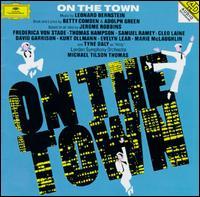 Bernstein: On the Town - Michael Tilson Thomas