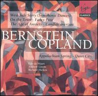 Bernstein: West Side Story Symphonic Dances; On the Town; Fancy Free; The Age of Anxiety; Candide overture - Billie Holiday (vocals); Crispian Steele-Perkins (trumpet); Helen McQueen (horn); Jeffrey Kahane (piano);...