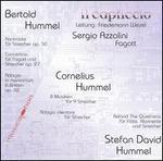 Bertold, Cornelius und Stefan David Hummel