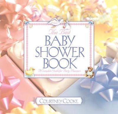 Best Baby Shower Book - Cooke, Courtney