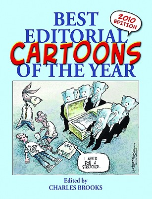Best Editorial Cartoons of the Year - Brooks, Charles (Editor)