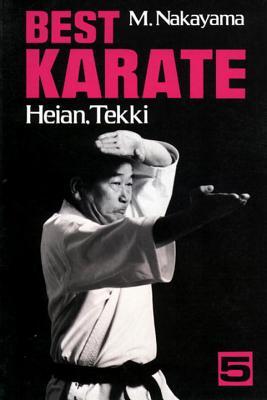 Best Karate, Vol.5: Heian, Tekki - Nakayama, Masatoshi