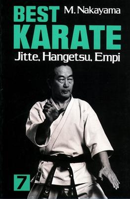 Best Karate, Vol.7: Jutte, Hangetsu, Empi - Nakayama, Masatoshi