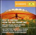 Best of British from the BBC Proms 2007
