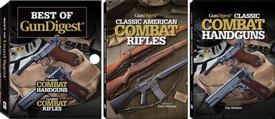 Best of Gun Digest: (2-Book) Box Set: Classic Combat Handguns, Classic Combat Rifles - Wieland, Terry