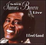 Best of James Brown Live [Platinum Disc]
