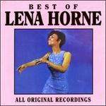 Best of Lena Horne [Curb]