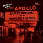 Best of Live at the Apollo: 50th Anniversary - James Brown