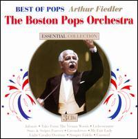 Best of Pops - Arthur Fiedler/Boston Pops