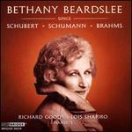 Bethany Beardslee Sings Schubert, Schumann, Brahms