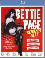 Bettie Page Reveals All [Blu-ray]