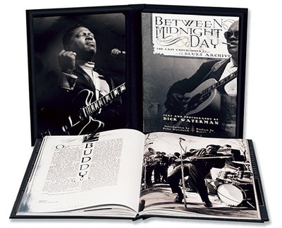 Between Midnight and Day: The Last Unpublished Blues Archive - Waterman, Dick