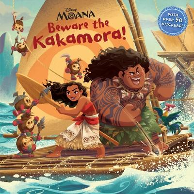 Beware the Kakamora! (Disney Moana) -