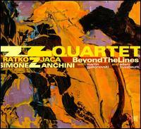 Beyond the Lines - ZZ Quartet/Ratko Zjaca/Simone Zanchini