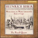 Biber: Mensa sonora, seu Musica instrumentalis; Sonata in A major