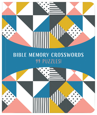 Bible Memory Crosswords - Compiled by Barbour Staff