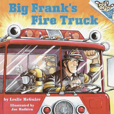 Big Frank's Fire Truck - McGuire, Leslie