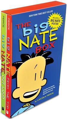 Big Nate Boxed Set - Peirce, Lincoln