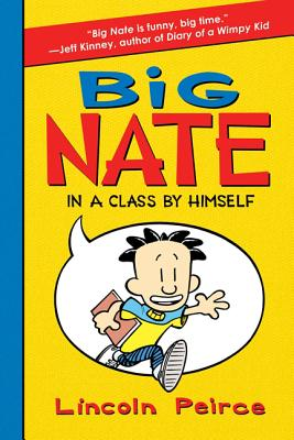 Big Nate in a Class by Himself -