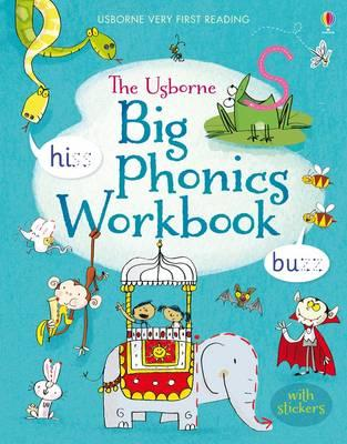 Big Phonics Workbook - Mackinnon, Mairi, and Blunt, Fred (Illustrator)
