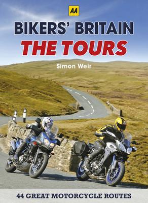 Bikers' Britain - The Tours - Weir, Simon
