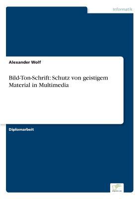 Bild-Ton-Schrift: Schutz Von Geistigem Material in Multimedia - Wolf, Alexander
