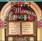 Billboard Pop Memories: 1940-1944