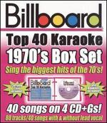 Billboard Top 40 Karaoke: 1970s [Box]