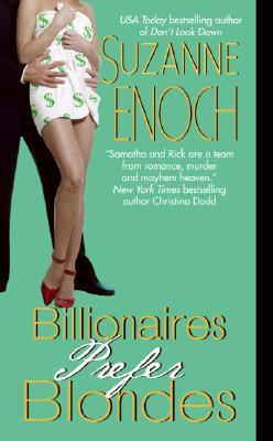 Billionaires Prefer Blondes - Enoch, Suzanne