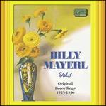 Billy Mayerl: Original Recordings, Vol. 1